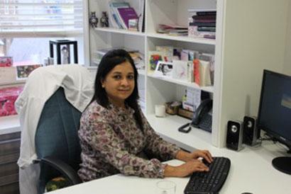 Dr Karuna Raja